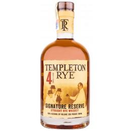Templeton Rye Signature Reserve 4 Ani 0.7L