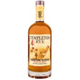 Templeton Rye Signature Reserve 4 Ani 1L