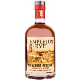 Templeton Rye Signature Reserve 6 Ani 0.7L