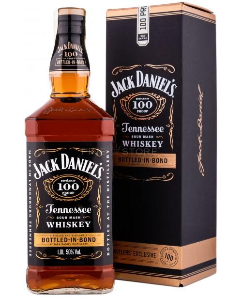 Jack Daniel's 100 Proof Bottled-in-Bond 1L