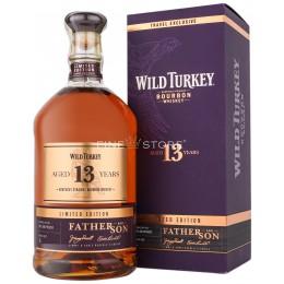 Wild Turkey 13 Ani 1L