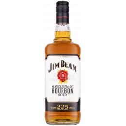 Jim Beam White Label 1L