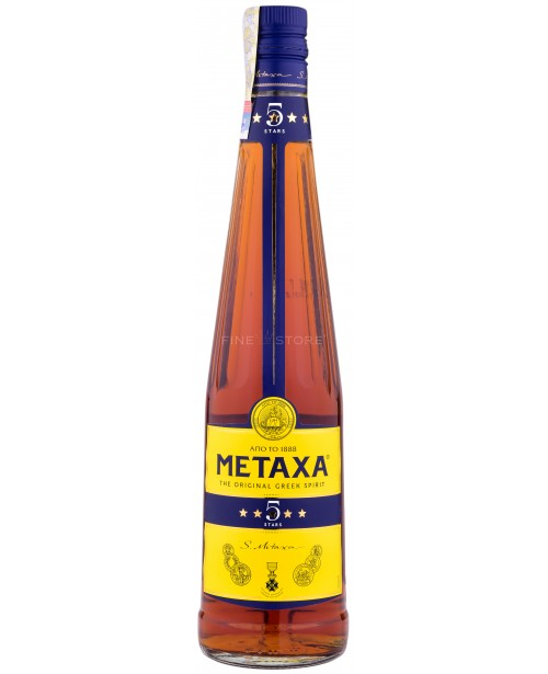 Metaxa 5 Stele 0.7L
