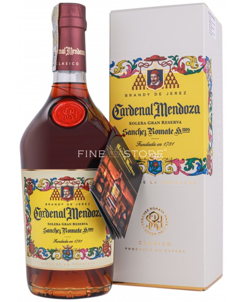 Cardenal Mendoza Solera Gran Reserva 0.7L