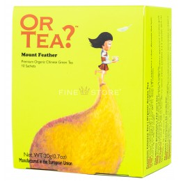 Ceai Organic Or Tea? Mount Feather 10 Pliculete