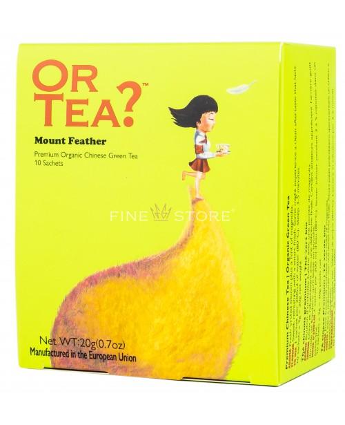 Ceai Organic Or Tea? Mount Feather 10 Pliculete