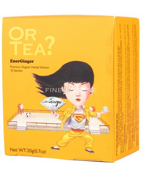 Ceai Organic Or Tea? EnerGinger 10 Pliculete