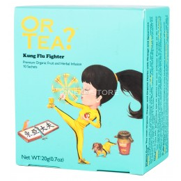 Ceai Organic Or Tea? Kung Flu Fighter 10 Pliculete