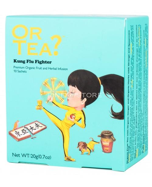 Ceai Organic Or Tea? Kung Flu Fighter 10 Pliculete