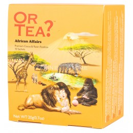 Ceai Organic Or Tea? African Affairs 10 Pliculete