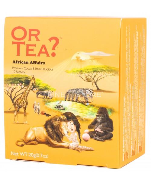 Ceai Or Tea? African Affairs 10 Pliculete
