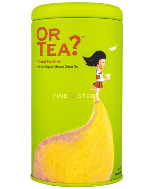 Ceai Organic Or Tea? Mount Feather Tub 75G