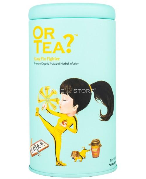 Ceai Organic Or Tea?  Kung Flu Fighter 100G