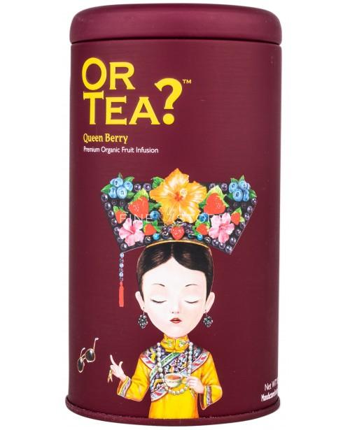 Ceai Organic Or Tea? Queen Berry 100G