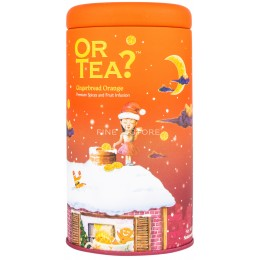 Ceai Organic Or Tea? Gingerbread Orange Tub 100G