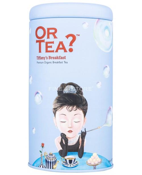 Ceai Organic Or Tea? Tiffany's Breakfast Tub 100G