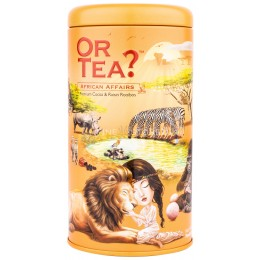 Ceai Organic Or Tea? African Affairs 80G