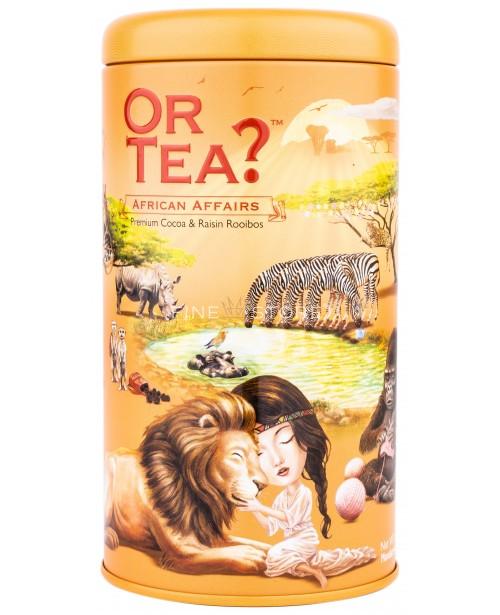 Ceai Or Tea? African Affairs 80G