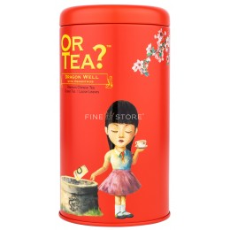 Ceai Organic Or Tea? Dragon Well Tub 90G