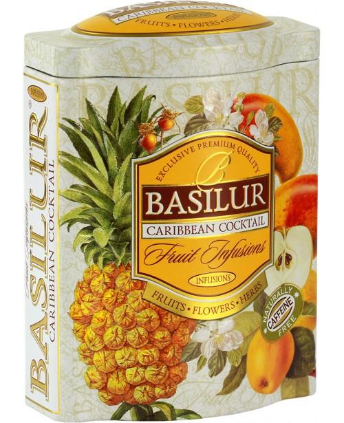 Ceai Basilur Caribbean Cocktail 100G