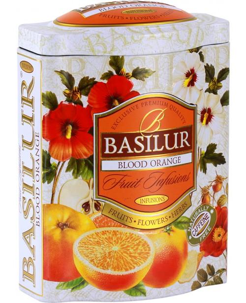 Ceai Basilur Blood Orange 100G
