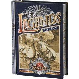 Ceai Basilur Legends Earl Grey 100G