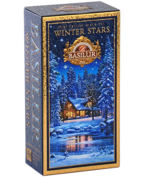 Ceai Basilur Winter Stars 75G