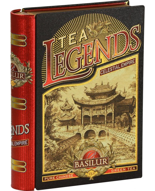 Ceai Basilur Legends Celestial Empire 100G