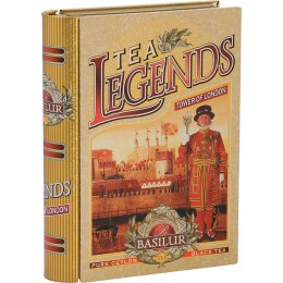 Ceai Basilur Legends Tower Of London 100G