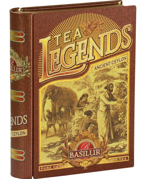 Ceai Basilur Legends Ancient Ceylon 100G