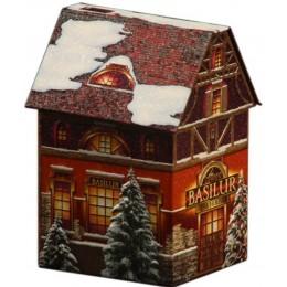 Ceai Basilur Christmas House 100G