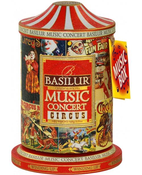 Ceai Basilur Music Concert Circus 100G