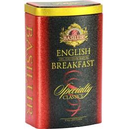 Ceai Basilur English Breakfast 100G