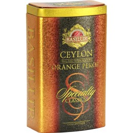 Ceai Basilur Ceylon Premium 100G