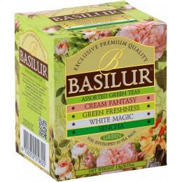 Ceai Basilur Bouquet Assorted 10 Pliculete