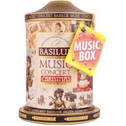 Ceai Basilur Music Concert Christmas 100G