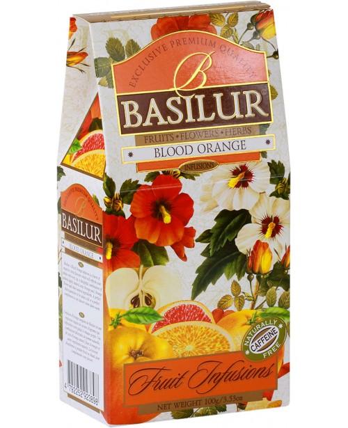 Ceai Basilur Refill Blood Orange 100G