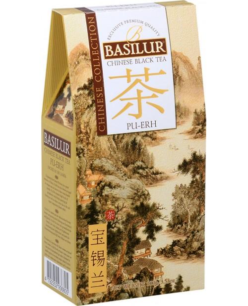 Ceai Basilur Refill PU - ERH 100G