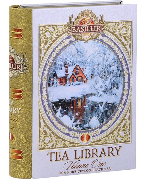 Ceai Basilur Tea Library Vol 1 100G