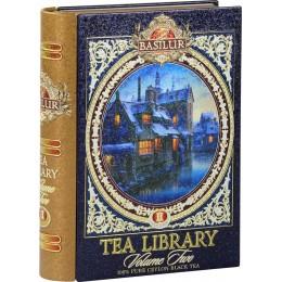 Ceai Basilur Tea Library Vol 2 100G