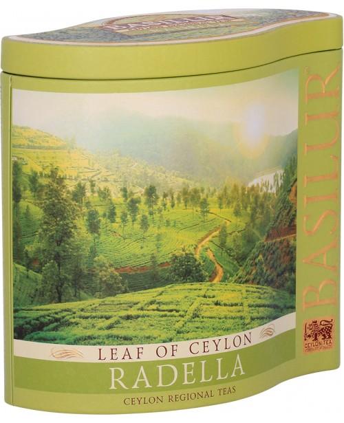 Ceai Basilur Radella Green 100G