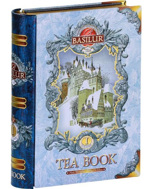 Ceai Basilur Tea Book Vol 1 100G