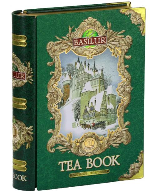 Ceai Basilur Tea Book Vol 3 100G