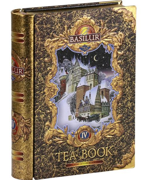 Ceai Basilur Tea Book Vol 4 100G