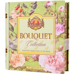 Ceai Basilur Bouquet Collection 32 Pliculete