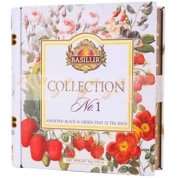 Ceai Basilur Collection No1 32 Pliculete