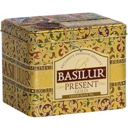 Ceai Basilur Present Gold 100G