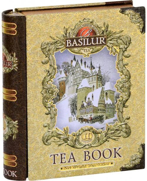 Ceai Basilur Mini Tea Book Vol 2 5 Piramide