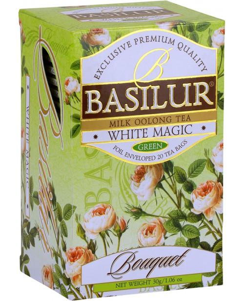 Ceai Basilur White Magic 20 Pliculete