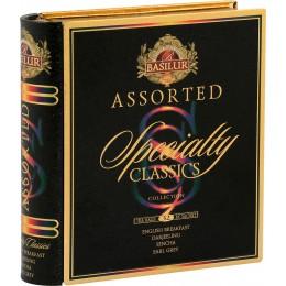Ceai Basilur Specialty Classics Assorted 60G